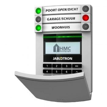 Alarmsystemen van HMC Beveiligingen